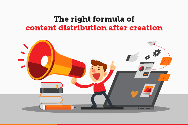 Content distribution guide