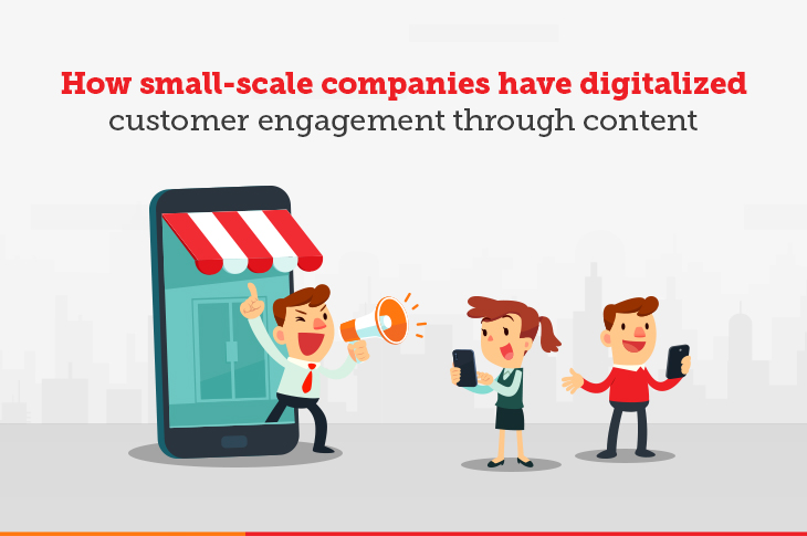 Digitalise Customer Engagement