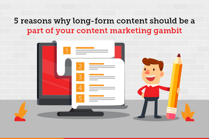 The importance of creating long-form content